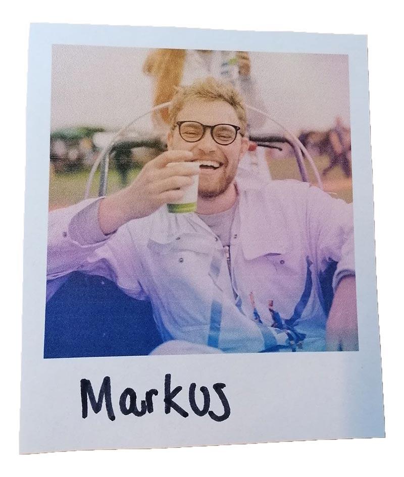 Markus Kleinbeck