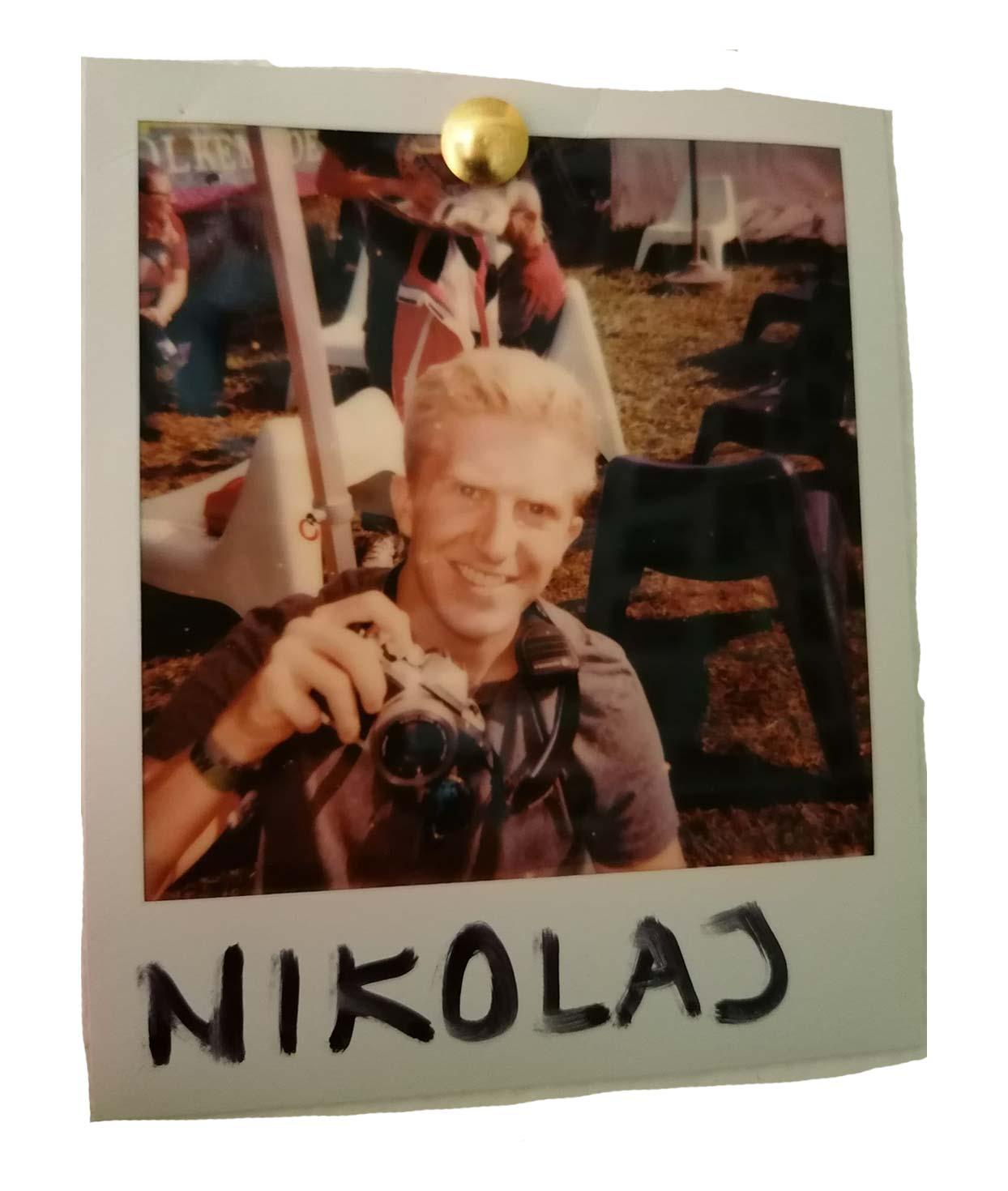 Nikolaj Falkenberg-Klok