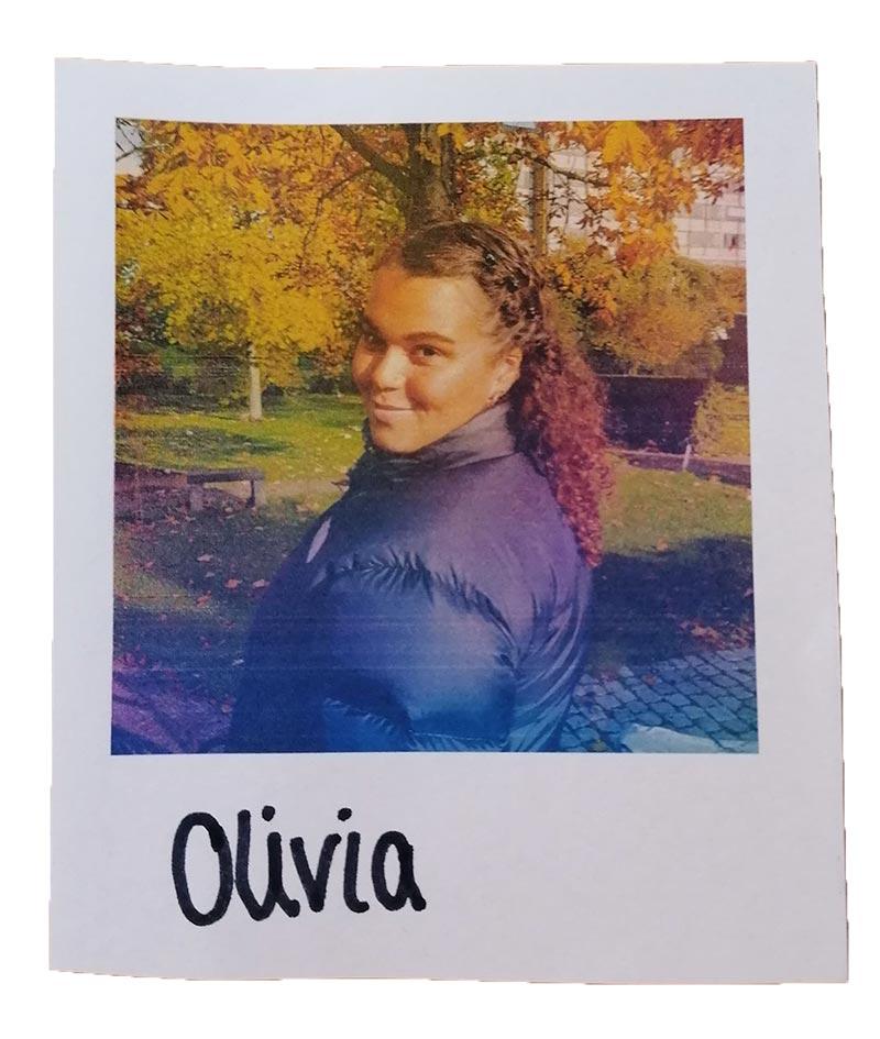 Olivia Orlandi Grant