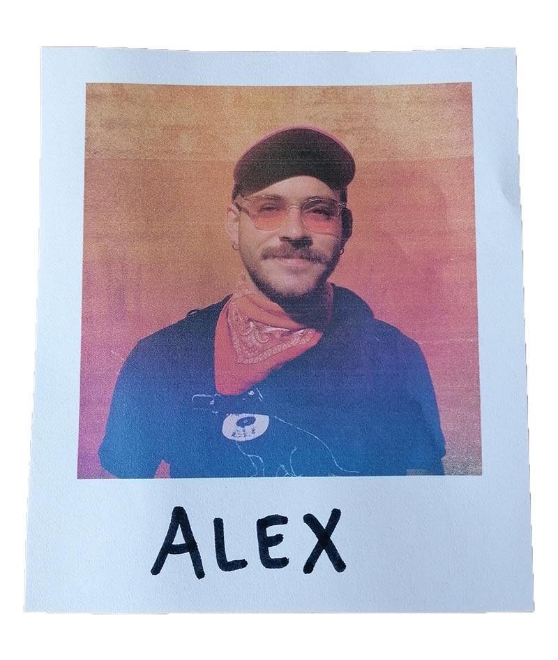 Alex Charles Cortes
